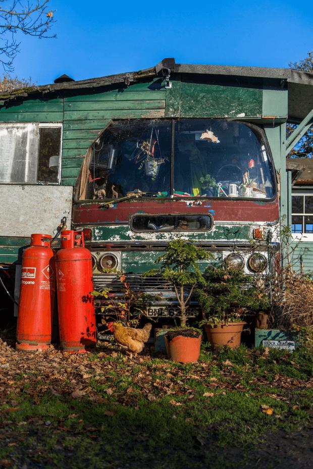 Traveller Bus